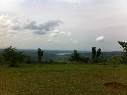 Taken while visiting Agahozo Shalom Youth Village for the first time in the Rwamagana district. Great school, great view and I'm going back soon.