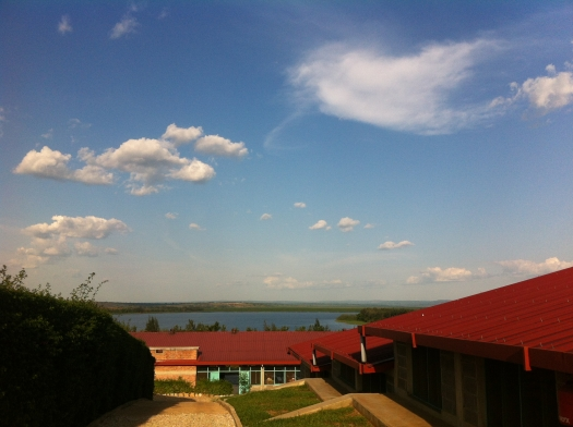 Taken while visiting Gashora Girls Academy in the Bugesera district. What a view. I get to spend a weekend here soon and can't wait.